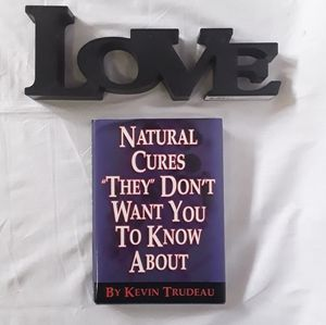Other - Kevin Trudeau Natural Cures